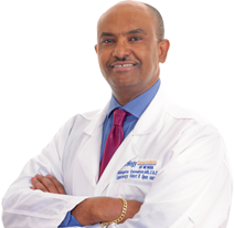Dr Kassahun is a urology surgeon in Las Vegas